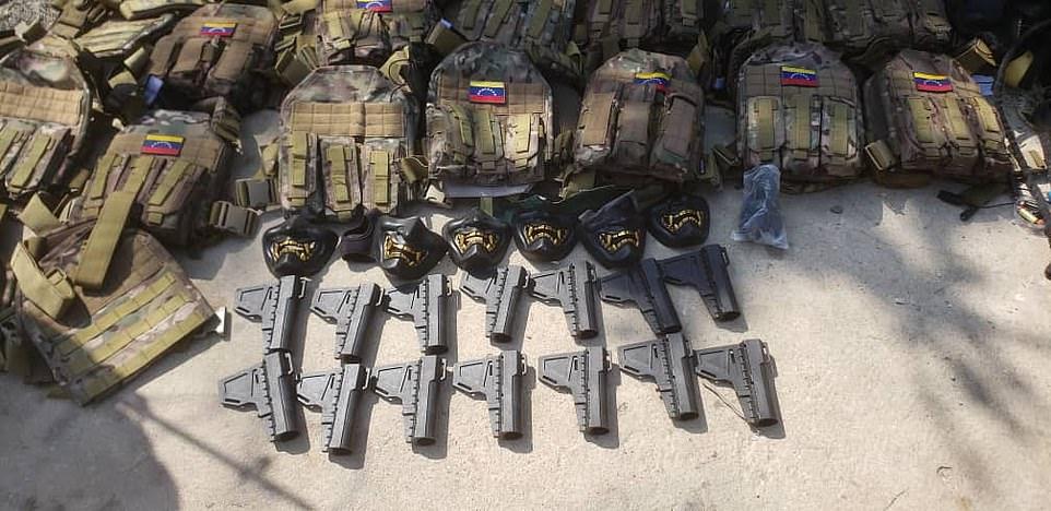 zarobljeno oružje