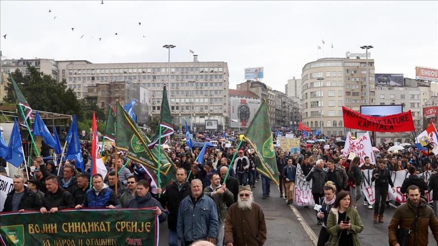 vojni sindikat srbije